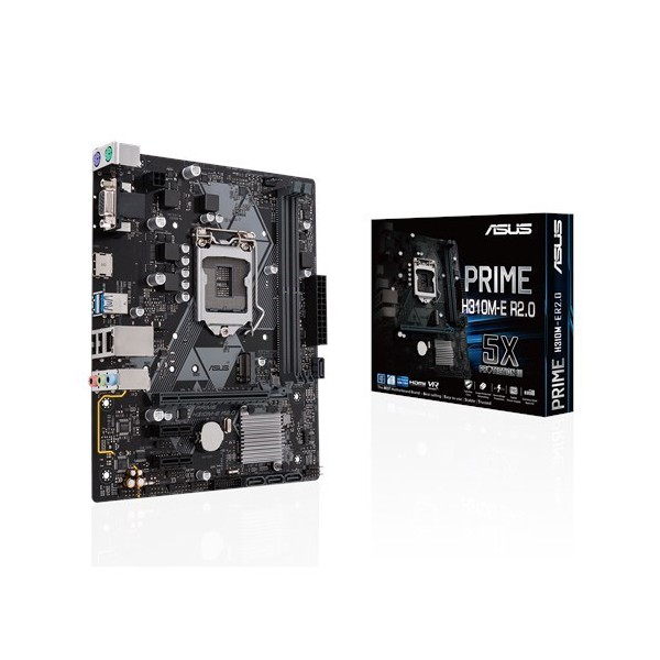 PLACA BASE ASUS H310M-E R2.0 LGA1151