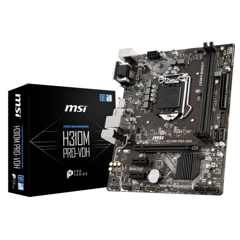 PLACA BASE MSI H310M PRO-VDH PLUS LGA1151